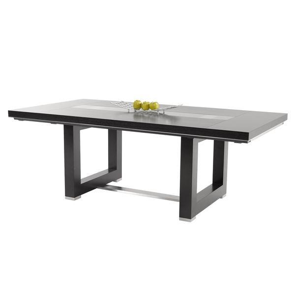 El Dorado Furniture Novo Dark Oak Rectangular Dining Table