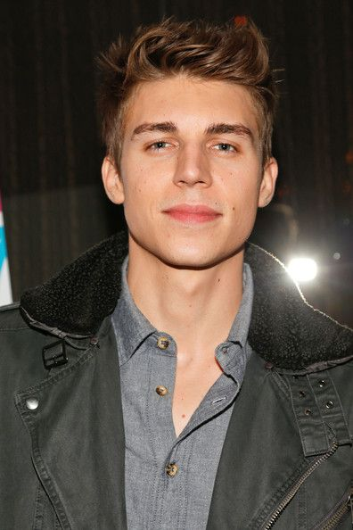 nolan gerard funk | Nolan Gerard Funk Actor Nolan Gerard Funk attends the Celebration of ...