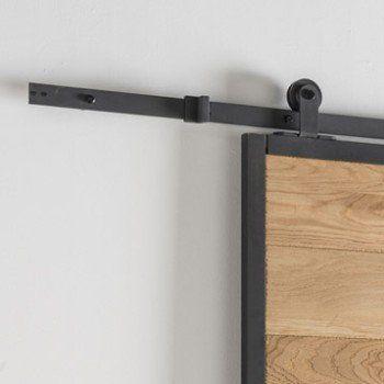 60 best Idées pour la maison images on Pinterest Dresser, Diy - fixation rail porte coulissante