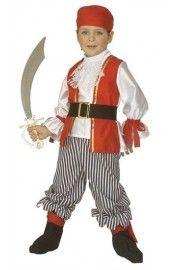 Korsan Çocuk Kostümü