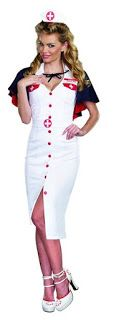 Costume Ideas for Women: Top Sexy Nurse Costumes for Women