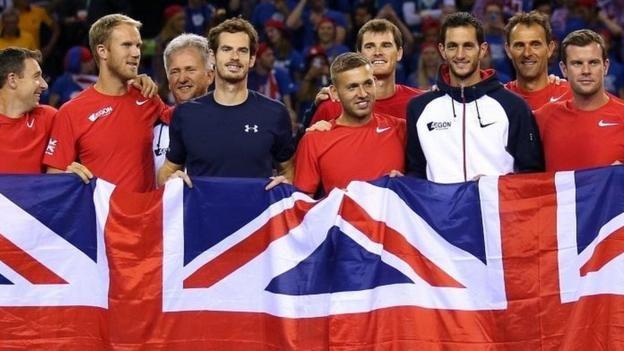 #tennis #news  Davis Cup on BBC TV, radio & online