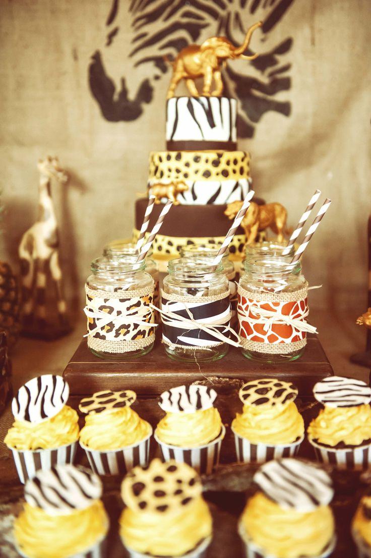Leckere Safari-Cupcakes! decorize.de
