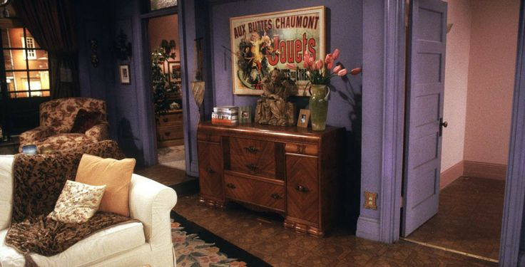17 Awesome Ways To Recreate Monica's Apartment (Friends)