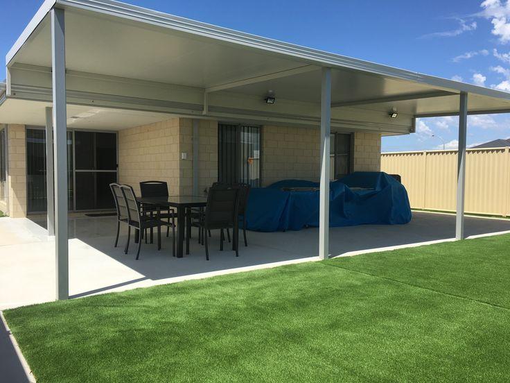 Flat Patio, Patio Ideas, Outdoor Patio, Perth Patios, Verandah, Pergola, Garden
