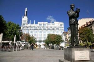 La Plaza de Santa Ana en Madrid   Hotel Liabeny Blog
