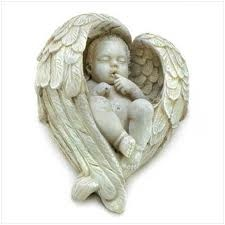 angel ornament, so cute....