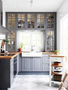 navy blue cabinets hale navy - Google Search