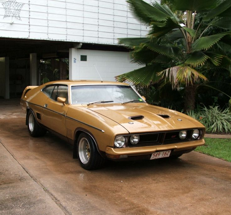 TheThrottle: Muscle Car Monday Old And New Muscle Car