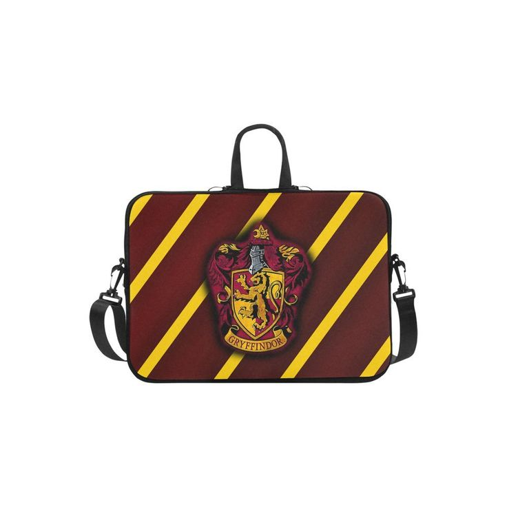 """Gryffindor Harry Potter Sleeve Case Messenger Bag for Laptop 10"""" 11"""" 13"""" 14"""" 15"""" 15.6"""" 17"""" and Macbook"""