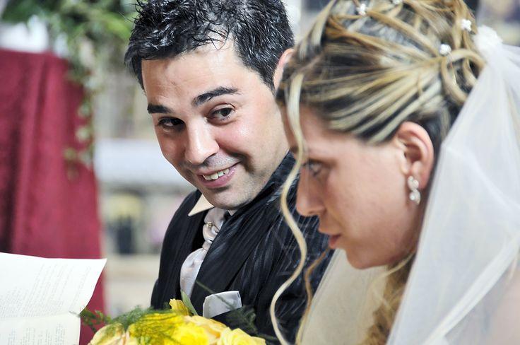 Boutique della Fotografia, Fotografio di Matrimonio a Milano. - Uno sguardo che dice tutto...