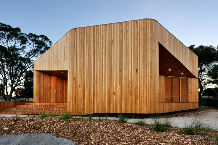 Bentleigh Secondary College Meditation and Indigenous Cultural Centre / dwpIsuters