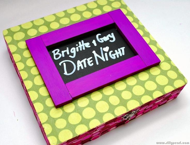 Wedding Gift Ideas Date Night : Podge