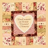 ArtSmart Craft Cottage - love the sewing machine block in Remember When by Libby Richardson