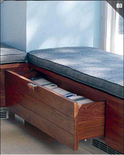 Heating/Bench/Storage