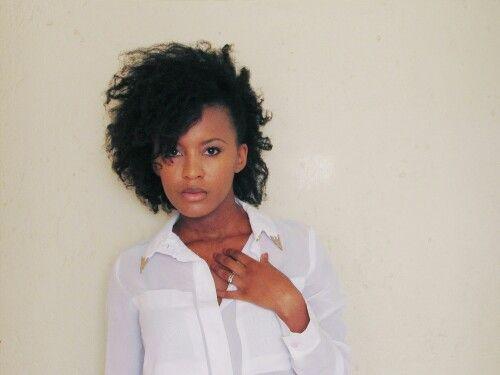 Mummy Mthembu-Fawkes,Natural hair