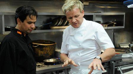 Gordon Ramsay Broccoli Soup Kitchen Nightmares