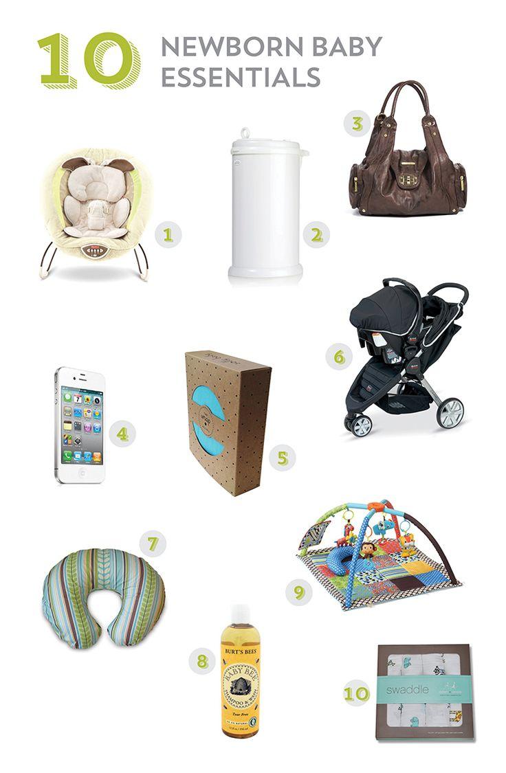 Life at 111: 10 Newborn Baby Essentials