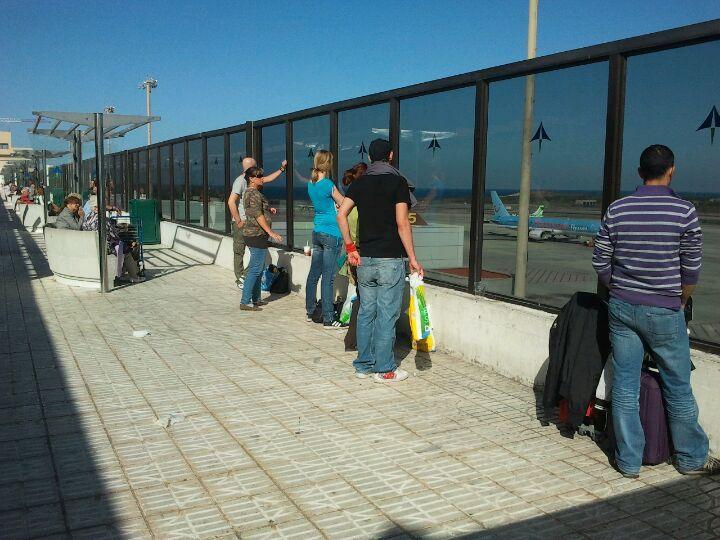 Terraza del Aeropuerto de Gran Canaria (LPA) in Telde, Canarias