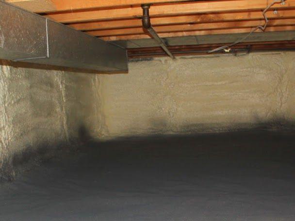 Highqualityinsulationservices Bestqualityinsulationservicesprovider Dallassprayfoamcontractors Texa Crawl Space Insulation Spray Foam Spray Foam Insulation
