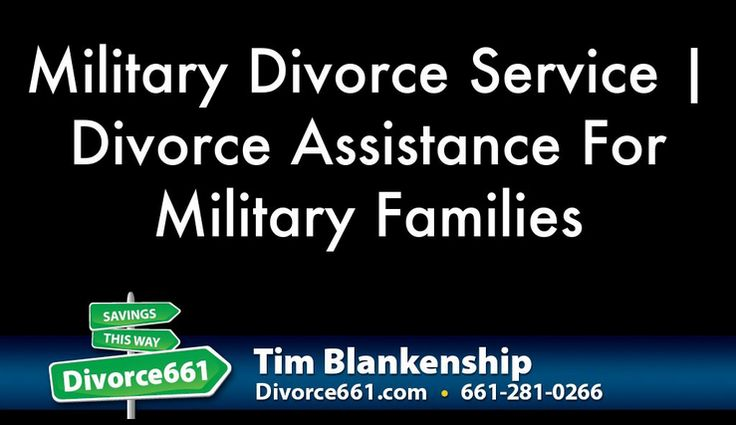 Military Divorce Service | Divorce Assistance For Military Families  Here at divorce661, we support military individuals who may be going through the divorce process especially with their divorce document preparations.