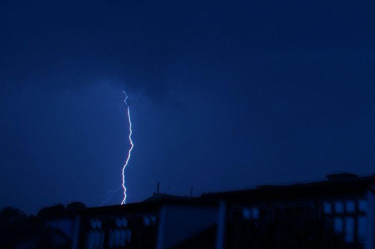 02.07.2014 - Entfernter Blitzeinschlag @ Hartberg (STMK)