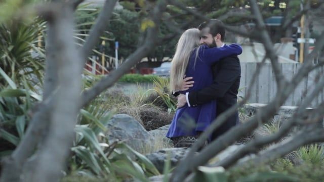 Proposal Video | Wellington, NZ | firetaleweddings.nz