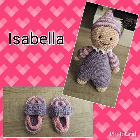 Voor Isabella gemaakt.
