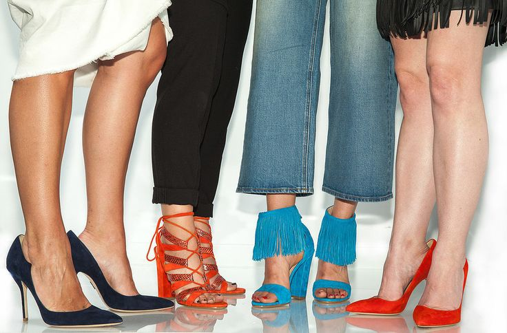 We love the strappy, fringe-clad pumps from J.Crew's new collaboration!