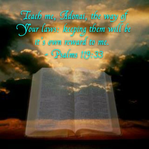 17 Best Images About Psalm 119 On Pinterest