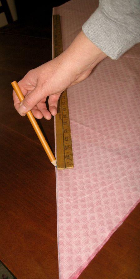 Bias Tape Tutorial {using one yard of fabric}