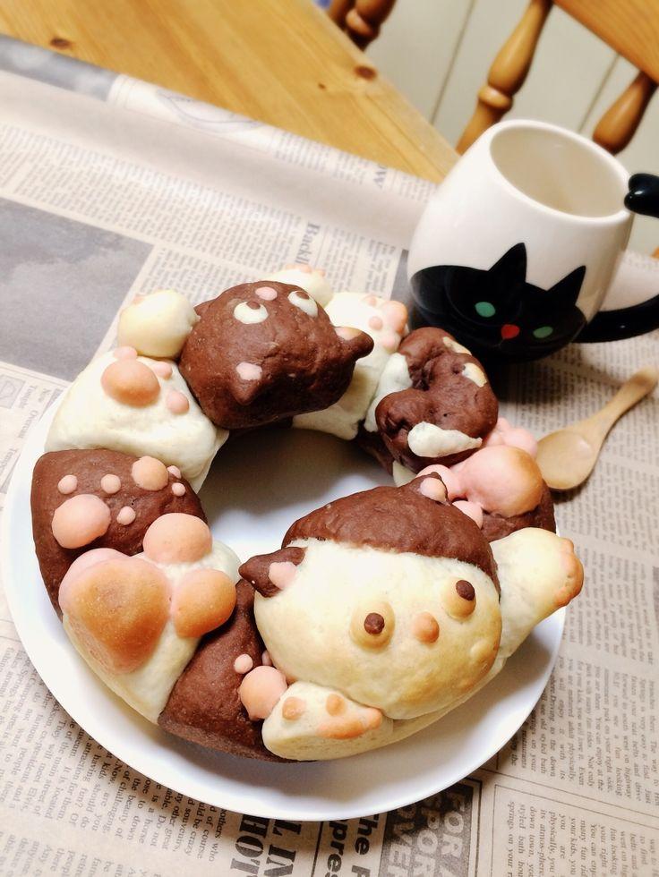 投稿   「日本一簡単に家で焼けるパンレシピ」 デコパン★コンテスト