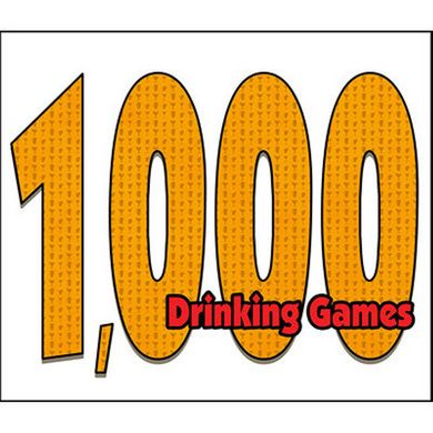 1,000 Drinking Games combines rounds of classic and new drinking games with off-the-wall plot twists and a variety of drink assignments. This set includes all of the popular drinking concepts: dice games, card games, word games, tongue twisters, spinner games, categories, ranking-based games, etc. Players can enjoy their favorite games over and over or learn a new game each time they play.