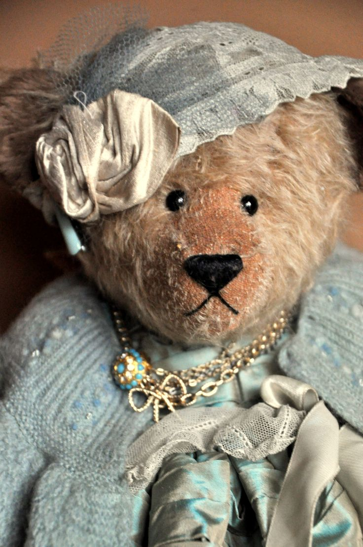 2214 Best Images About Teddy Bears Of The Vintage Time