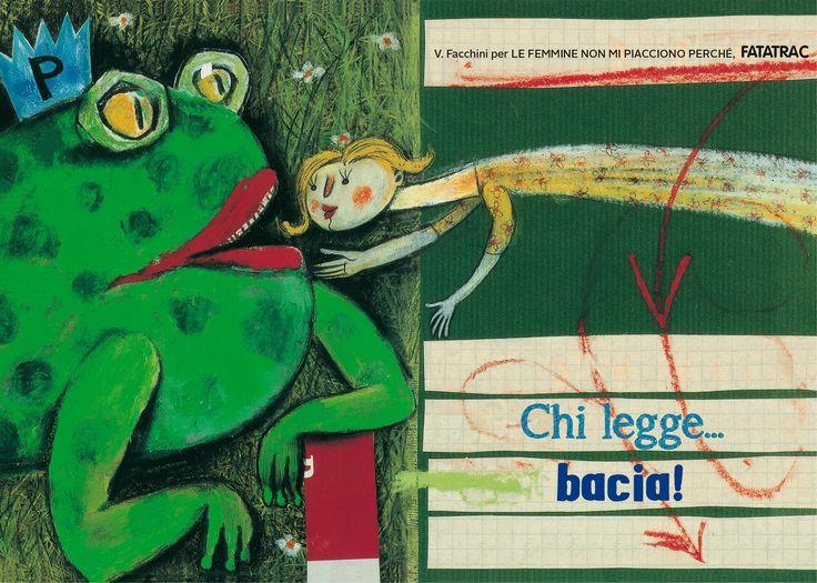 #ChiLegge... bacia!  http://www.giunti.it/libri/bambini/le-femmine-non-mi-piacciono-perche2