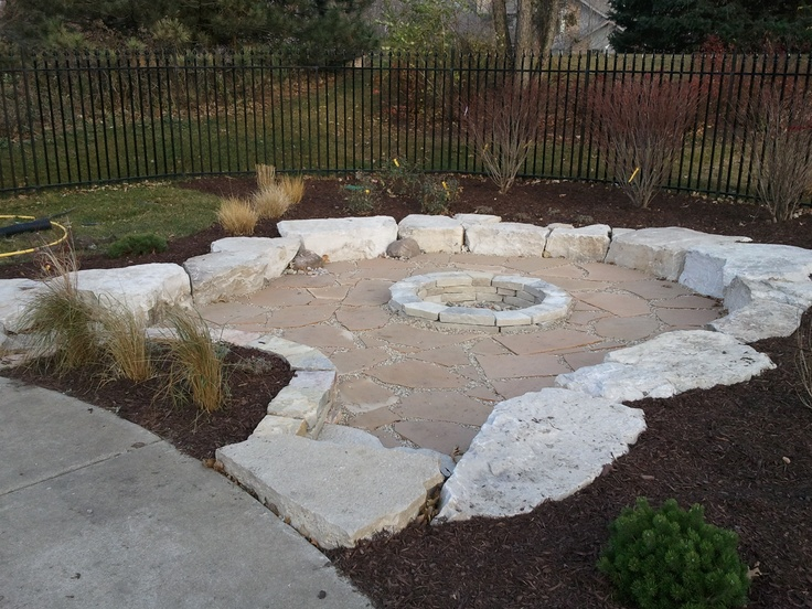 14 Best Images About Fire Pit Ideas On Pinterest Fire