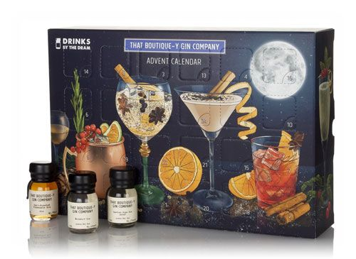 That Boutique-y Gin Company's Gin Advent Calendar 2017!