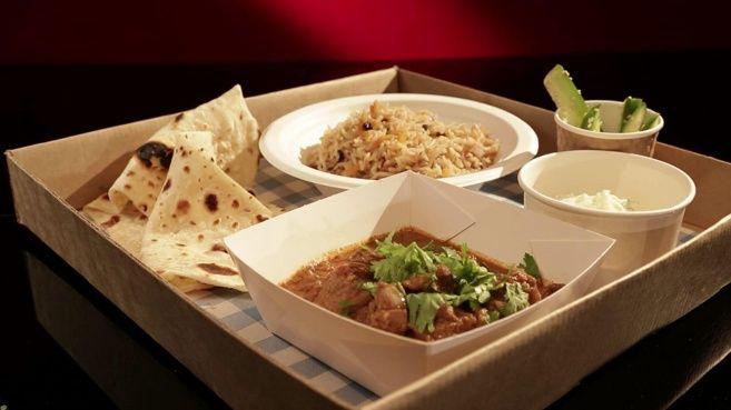 MKR Recipes - Lamb Rogan Josh with Pilaf Rice and Chapati  - Yahoo7