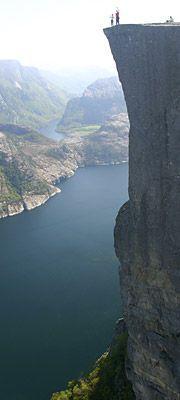 Pulpit Rock | Norway
