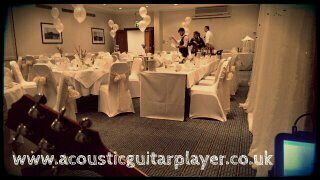 Staff at Holiday Inn Hull Marina putting final touches on the room before guests arrive. www.acousticguitarplayer.co.uk