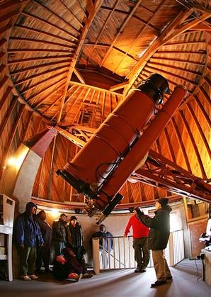 Lowell Observatory in Flagstaff
