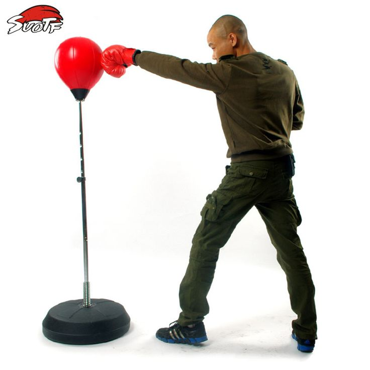 ==> [Free Shipping] Buy Best SUOTF Adult fitness boxing pear sports punching bag martial arts supplies boxing speed ball punching bag excercise equipment Online with LOWEST Price | 32478349232