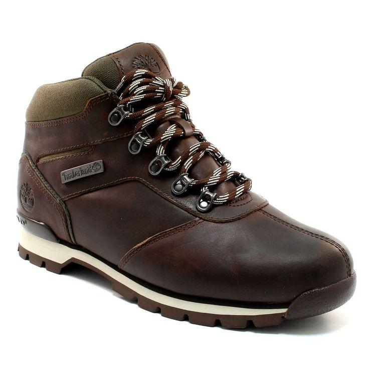 TIMBERLAND SPLITROCK 2 MARRON www.ouistiti.shoes le spécialiste internet #chaussures #bébé, #enfant, #fille, #garcon, #junior et #femme collection automne hiver 2017