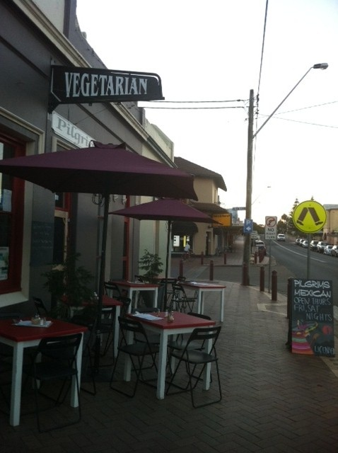 Pilgrims Vegetarian Cafe, Milton