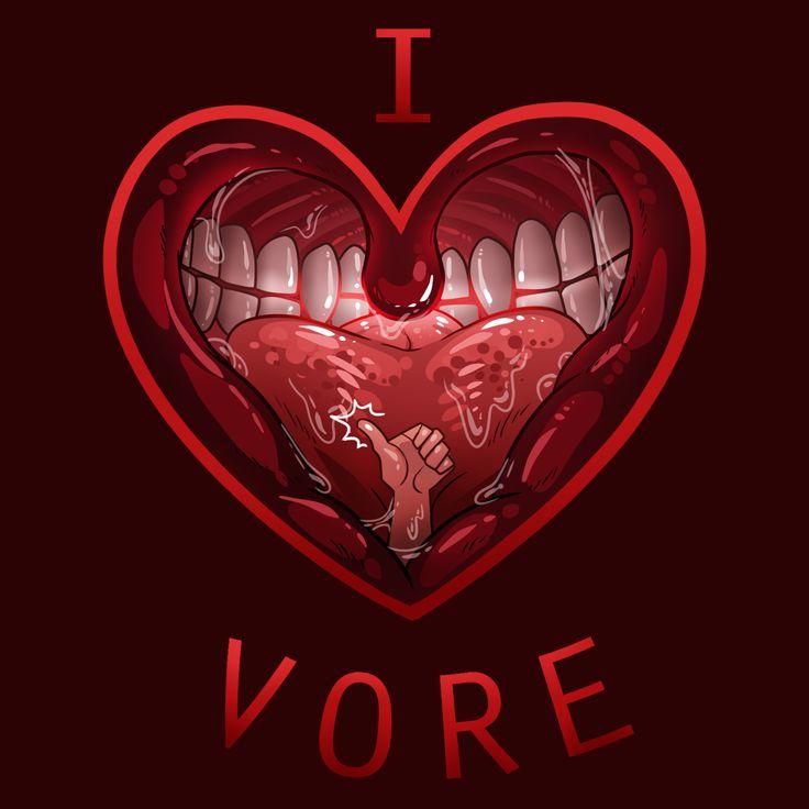 http://www.deviantart.com/art/I-Heart-Vore-664757315