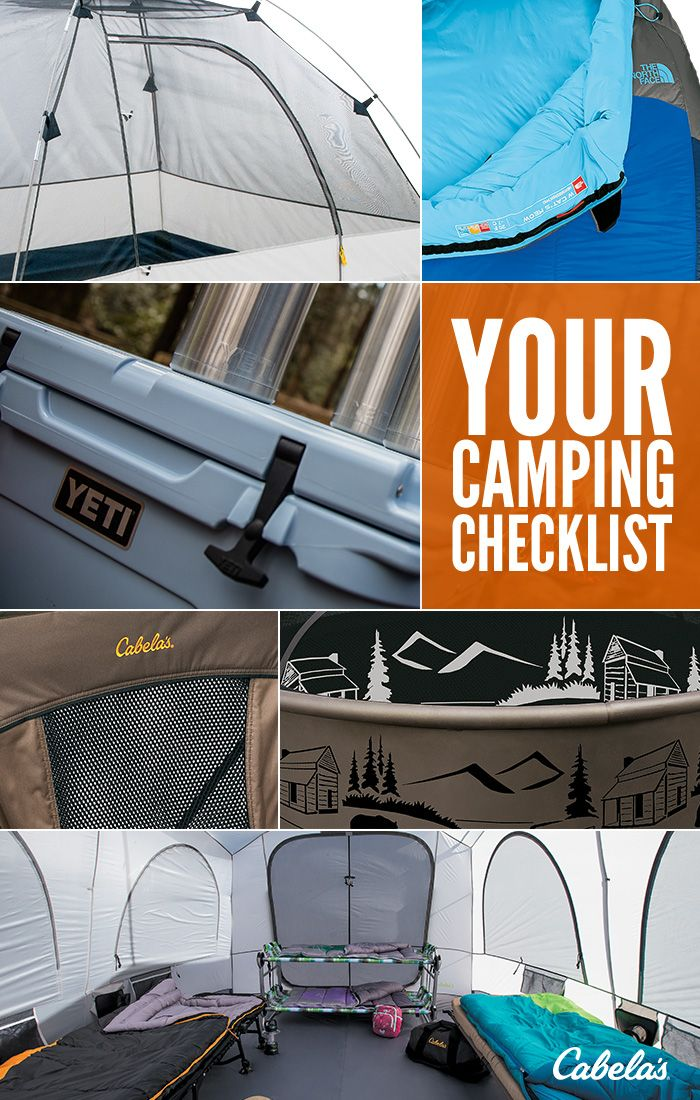 Get Camping Sooner With Cabela S Camping Hacks Tips And