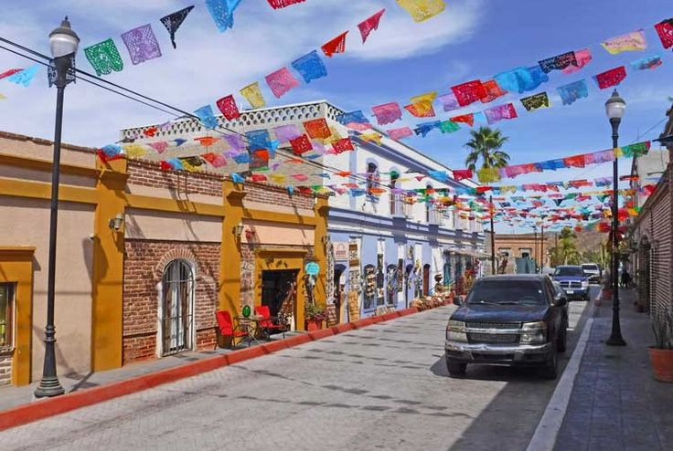 Looking for new #travel destinations in #Mexico? Why don`t you try visiting the appealing town #TodosSantos and explore the back roads of Southern #Baja.