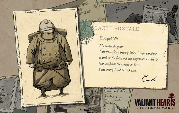 Valiant Hearts: The Great War by Ubisoft Montréal.