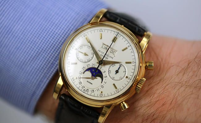 Auctioning: is there life outside Patek Philippe? - Part 1