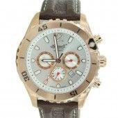 Ingersoll Herren Uhr Armbanduhr Automatik Mc Kinnon Leder IN1508RWH
